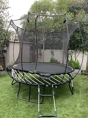 Springfree Compact Round Trampoline 8ft • 34£