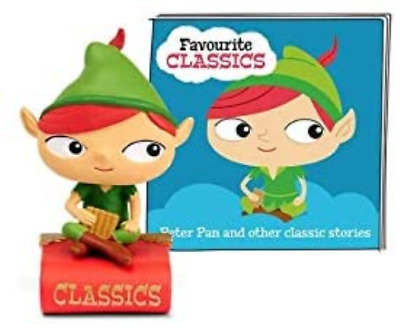 Tonies Audio Character For Toniebox, Peter Pan And Other Stories, Audio Book ... • 12.83£