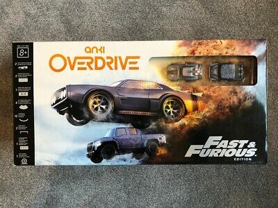 Anki Overdrive Fast And Furious Edition Boxed Set • 20£