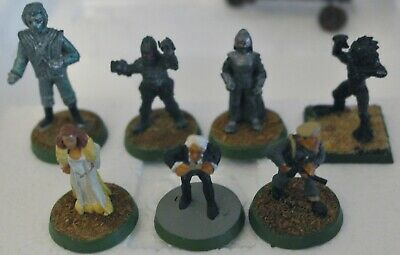 DR WHO 28mm METAL ROLEPLAYING FIGURES SEE LISTING • 19£