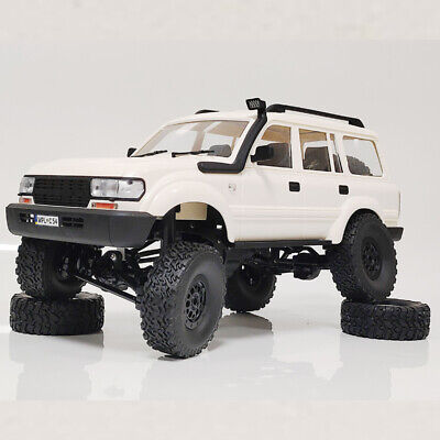 Car Shell Body Cover Assembly DIY Modified Parts For 1/16 WPL C14 C24 RC Truck • 27£