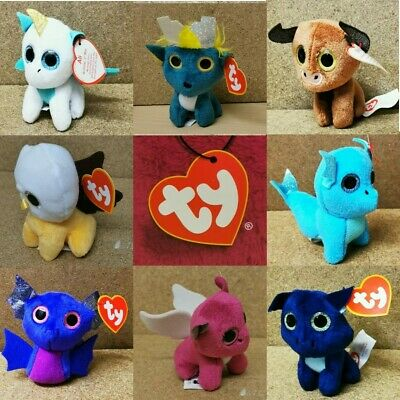 McDonalds Happy Meal Toy 2020 UK TY Plush Characters Soft Toys - Various  • 5.25£