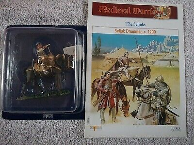 Del Prado Medieval Warriors With Magazine New  • 7£