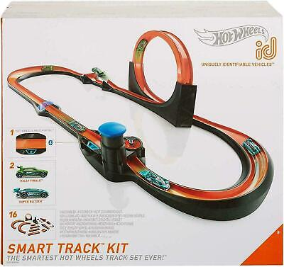 Hot Wheels Id Smart Track Kit GFP20 -  • 45£