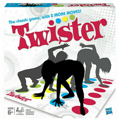 Twister Funny Family Children Board Game Kid Party Body Game Toy Indoor Outdoor • 7.47£