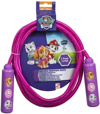 Paw Patrol Deluxe Skipping Rope 7ft Long • 6.49£
