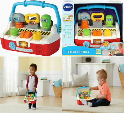 VTech Tool Box Friends Baby Musical Toy, Educational Toy With Multicolor  • 47.95£