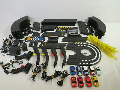 Hornby - Micro Scalextric - Spare & Repairs Bundle - 9x Cars - Tracks & More... • 94.99£