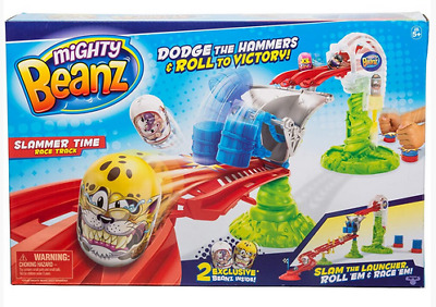 Mighty Beanz Slammer Time Race Track - 0MB-66504 - BRAND NEW • 15.99£