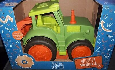 Wonder Wheels Tractor By Battat • 24.95£