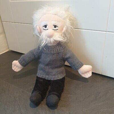 Albert Einst Little Thinkers Doll - Display Only Fab Condition Original Tag • 14.99£