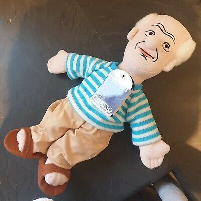 Pablo Picasso Soft Toy - Little Thinkers Doll • 14.99£