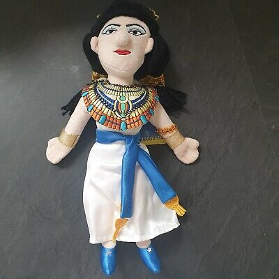 Cleopatra Little Thinkers Doll - Display Only Fab Condition Original Tag • 11.99£