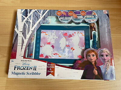 Frozen 2 Magnetic Scribbler - Unopened - Perfect Gift • 6£