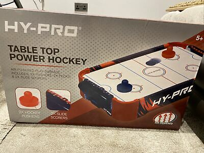 Hy-Pro Table Top Air Hockey (20 Inch) Brand New Condition • 8.50£