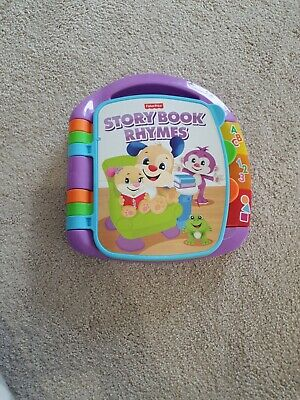 Fisher Price Story Book Rhymes • 1.50£