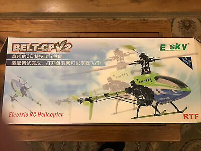 Belt-CP Electric RC Helicopter • 200£