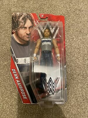 WWE Basic Series Dean Ambrose Action Figure New In Box • 4.20£