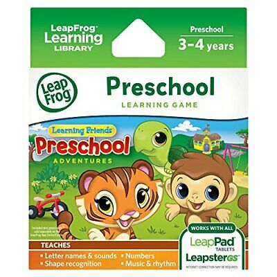 LeapFrog Learning Library Get Ready For Preschool • 25.99£