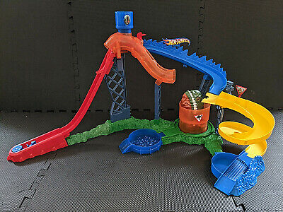 Hot Wheels Colour Shifters Piranha Attack Track Set Unboxed NM • 19.97£