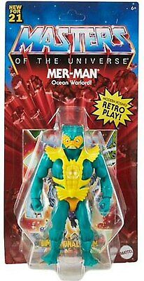 Masters Of The Universe Origins Mer-Man Action Figure BRAND NEW  • 19.99£
