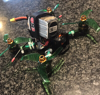 "Bnf Fpv Drone Alien 3""      5 Batteries And 3 Additional Sets Of Props Included • 185£"