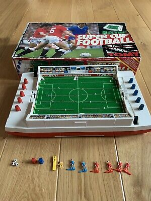 Tomy Electric Super Cup Football - Boxed - Vintage Game • 25£