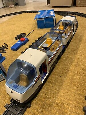 Playmobil RC Train Set 4018 With Track 4385 4395 Inc Remote Control • 60£