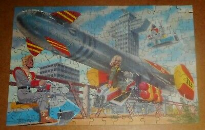Fireball Xl5 Jig-saw Puzzle , 1963  , Stunning Image , Gerry Anderson • 79.99£