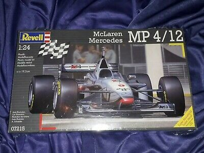 Revell Mclaren Mercedes Mp4,/12  • 40£