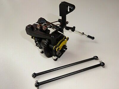 Nitro 1/8 Rc Truggy Hobao Hyper St Center Diff Gearbox New • 34.99£