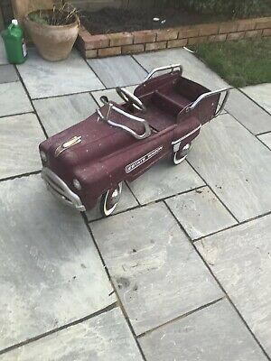 Vintage Estate Wagon Pedal Car • 31£
