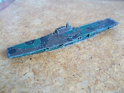M753 HMS ALBION - Triang Minic - 1/1200 Diecast Waterline Model - Restore • 5£