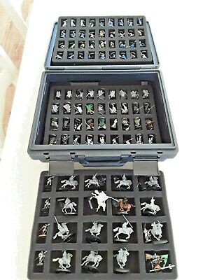 Warhammer Lord Of The Rings Battle For Middle Earth Job Lot Approx 170 Figures  • 200£