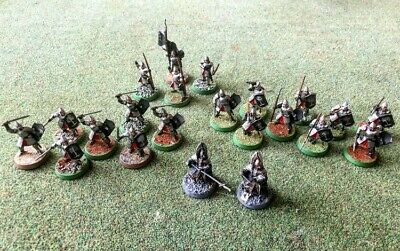 Games Workshop Lord Of The Rings Warriors Of Minas Tirith - Good Condition • 15£