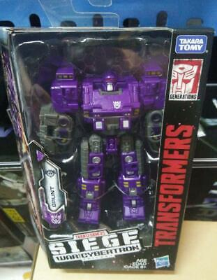 Hasbro Toys SIEGE Brunt War Cybertron Deluxe Class Action Figure In Stock • 21.99£