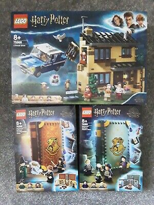 Harry Potter Lego New In Box • 0.99£