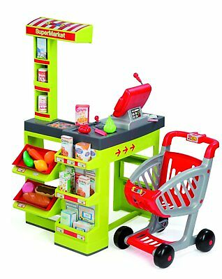 Supermarket- Green By Simba Smoby • 59.99£