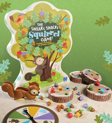Learning Resources The Sneaky, Snacky Squirrel Game - NEW • 23.39£