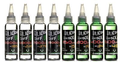 6000CPS Silicone Differential Oil For KM & HPI Baja Buggy 1/5th RC (1pc) • 8.49£
