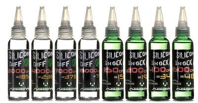 5000CPS Silicone Differential Oil For KM & HPI Baja Buggy 1/5th RC (1pc) • 10.99£