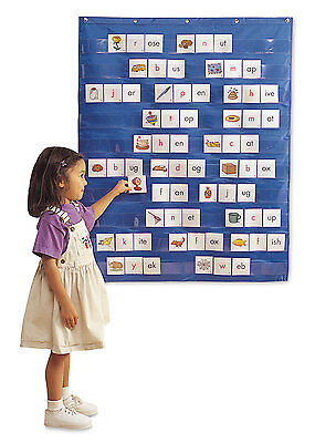Learning Resources Standard Pocket Chart - NEW • 16.97£