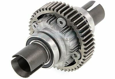 Rovan Complete 48 Tooth Alloy Diff Gear Set For KM, Rovan & HPI Baja 5B 5T • 36.49£
