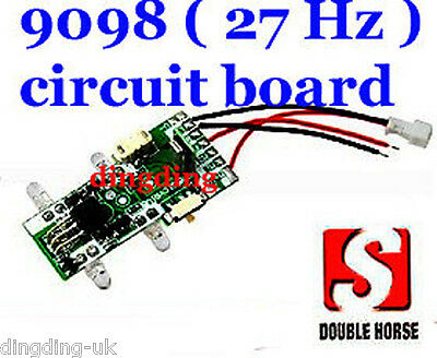 9098 Radio Remote Control Helicopter Circuit Board PCB  Double Horse UK • 5.95£