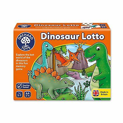 Orchard Toys Dinosaur Lotto Game • 7.97£