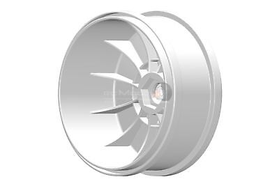 GRP Buggy Big Wheels White 24mm Hex • 20.49£