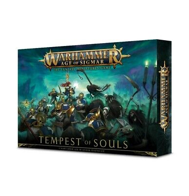 Age Of Sigmar: Tempest Of Souls - English Games Workshop Brand New • 45£