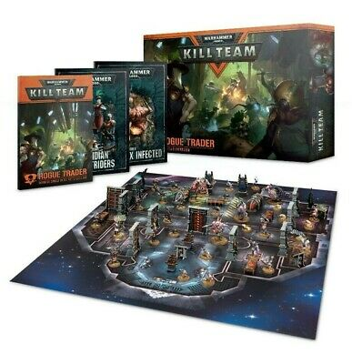 Kill Team: Rogue Trader - English Games Workshop Warhammer 40,000 Brand New • 72£