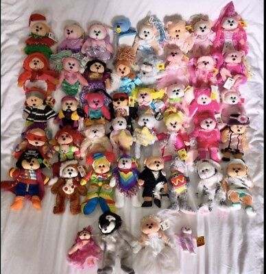 44 Piece Rare Beanie Kids Collection - 2000 To 2008  • 124.97£