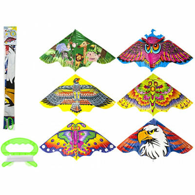 Deluxe Kite With 30 Metre String Measures Approx 1.2m X 60cm • 8.99£
